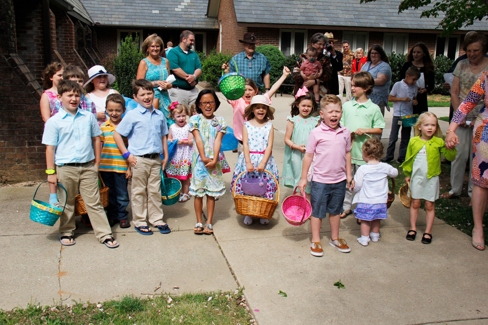 Easter Church Event